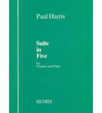 Suite In Five Cl & Pf
