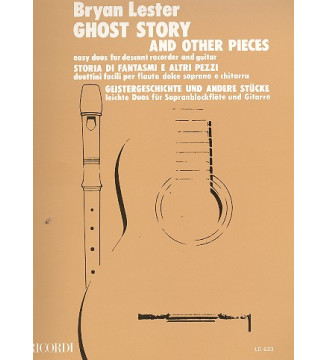 Ghost Story & Other...