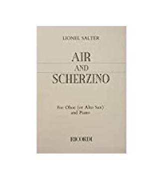 Air Et Scherzino Hautbois