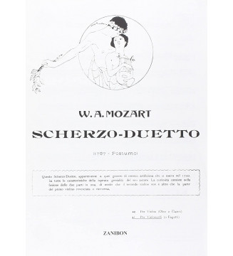 Scherzo  Duetto