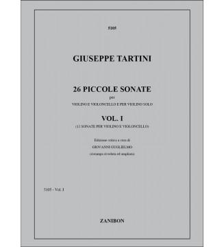 26 Piccole Sonate Per...