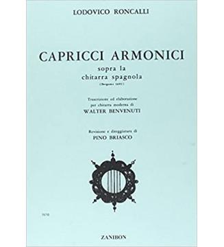 Capricci Armonici Sopra La...
