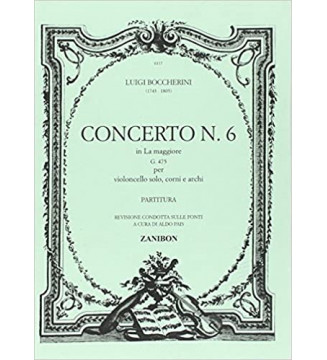 Concerto N. 6 In La Magg....