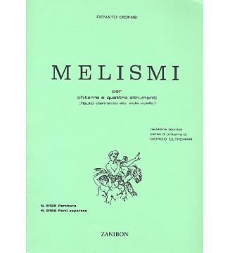 Melismi