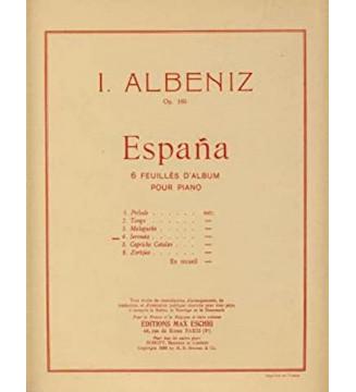 Espana Serenata Piano