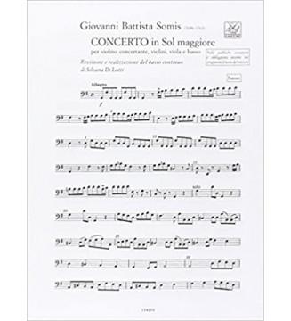 Concerto Per violino...