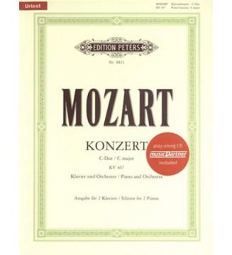 Piano Concerto in DO Kv 467