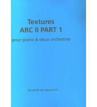 Arc Partie 2  n 1 Textures...