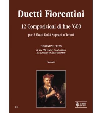 12 17Th Century Florentine...