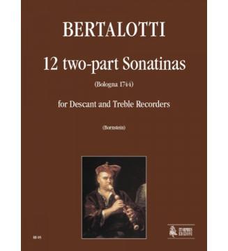 12 Two Part Sonatinas...