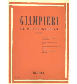 Metodo Progressivo Per Oboe