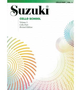 CELLO SCHOOL  volume 3