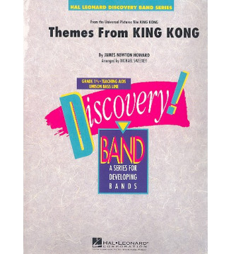 KING KONG, THEMES FROM...