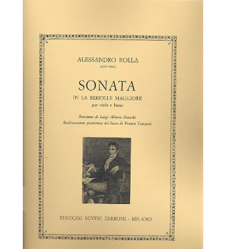 Sonata in La Bemolle Magg....