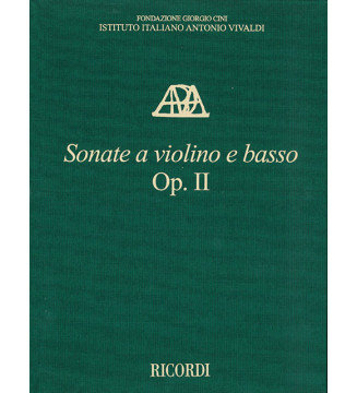 Sonate a Violino o e Basso,...