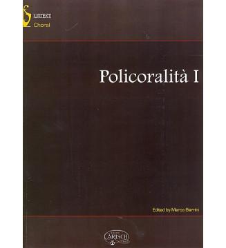 POLICORALITA', volume 1