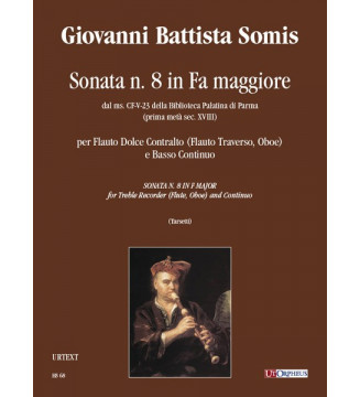 Sonata No 8 In F Major