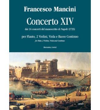Concerto No 14 Naples 1725
