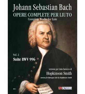 Baroque Lute version BWV...