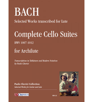 Complete Violoncello Suites...