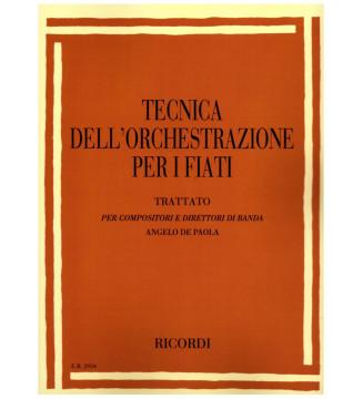 Tecnica Dell'Orchestrazione...