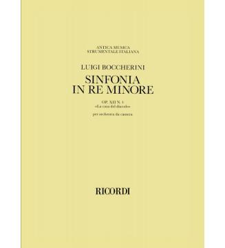 Sinfonia Op. 12, N. 4 In Re...