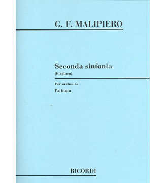 Sinfonia N. 2 'Elegiaca'