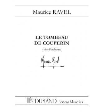 Tombeau De Couperin Suite...
