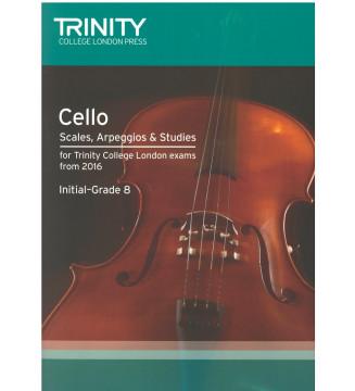 Cello Scales, Arpeggios &...