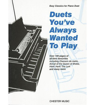 DUETS YOU'VE ALWAYS WANTED...