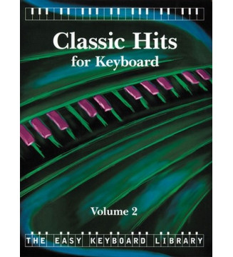 CLASSIC HITS  for Keyboard...