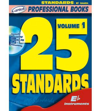 25 STANDARDS, volume 1 (Eb...