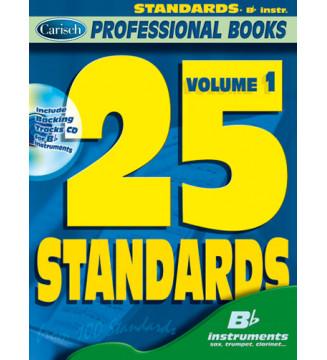 25 STANDARDS, volume 1 (Bb...