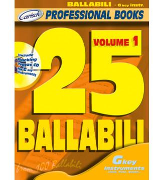 25 BALLABILI, volume 1...