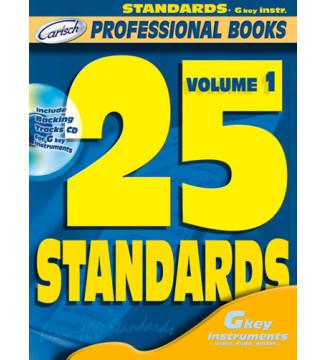25 STANDARDS, volume 1...