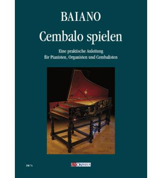 Cembalo spielen