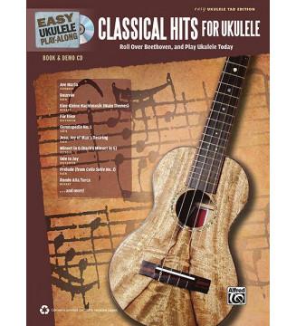CLASSICAL HITS UKULELE+CD