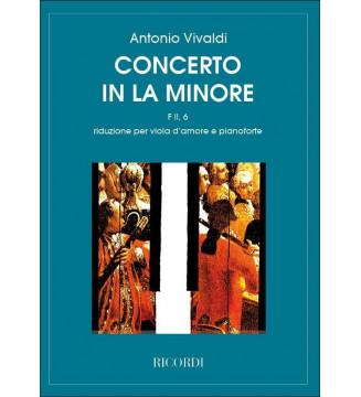 Concerti Per Vla D'Amore,...
