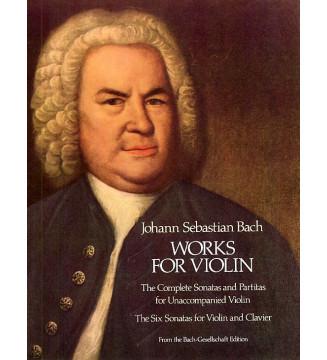 Works For Violino  (Sonate...