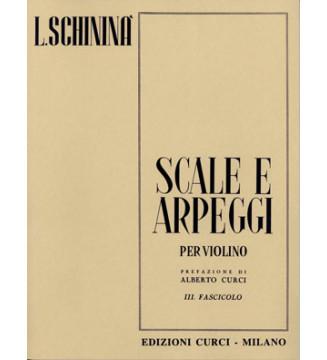 SCALE E ARPEGGI, fasciocolo...