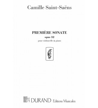 Premiere Sonate Opus 32