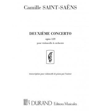 Concerto n 2 Op 119 Vlc/Piano