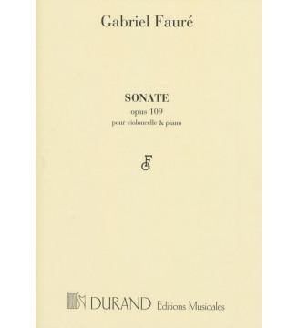 Sonate n 1 Opus 109