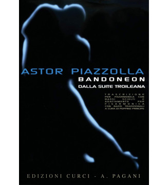 Astor Piazzolla: Bandoneon
