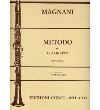 METODO PER clarinetto