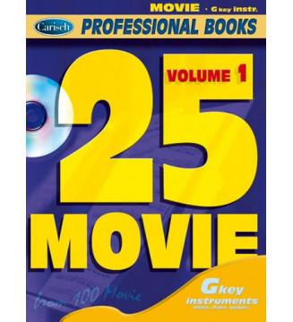 25 MOVIE, volume 1 (Gkey...