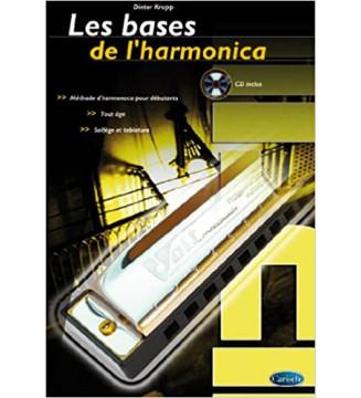 BASES DE L'HARMONICA (LES)