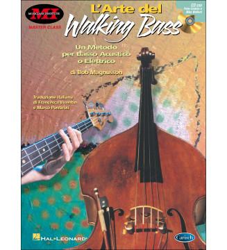 L'Arte Del Walking Bass + CD
