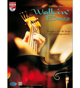 Walking Bass + Cd