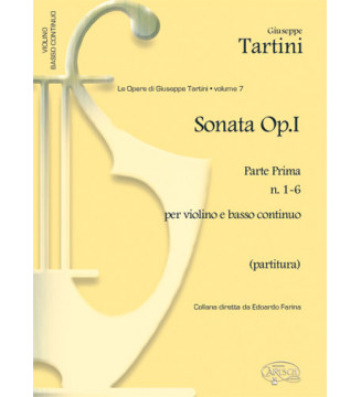 Volume 07: Sonate Op.I